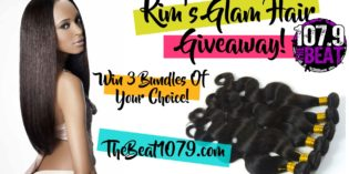 Kim's Glam Hair Giveaway!