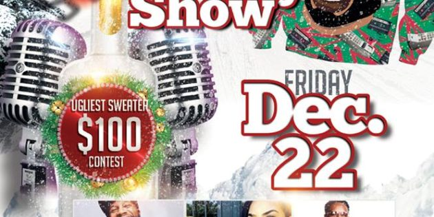 BIG NICK'S UGLY SWEATER COMEDY SHOW