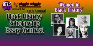 Black History Scholarship Essay Contest