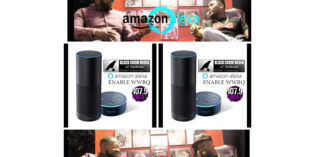 LISTEN LIVE WITH YOUR ALEXA DEVICE