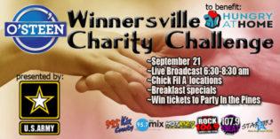 Osteen Subaru & VW of Valdosta Winnersville Charity Challenge Presented by Army