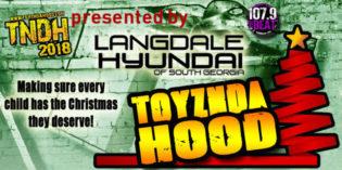 Toyz N Da Hood, presented by Langdale Hyundai